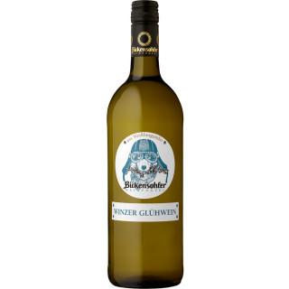 Bickensohler Winzerglühwein WEIß süß 1,0 L - Bickensohler Weinvogtei