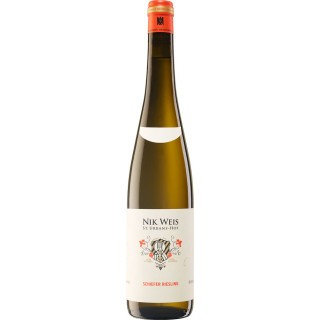 2019 SCHIEFER RIESLING VDP.Gutswein - Weingut Nik Weis - St. Urbans-Hof