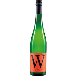 2018 Riesling Gutswein trocken - Weingut Wasem Doppelstück