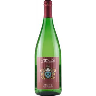2019 Riesling halbtrocken 1,0 L - Weingut Fritzsch & Sohn