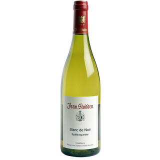 2018 Spätburgunder BLANC DE NOIR - weiß von rot - Weingut Jean Stodden