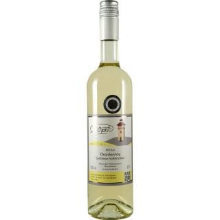 2016 Chardonnay Spätlese halbtrocken - Weingut Heinz-Willi Dechent