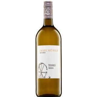 2017 Silvaner QbA trocken 1L - Weingut Dohlmühle