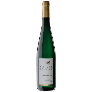 2015 Ungsberg Riesling - Weingut Richard Böcking