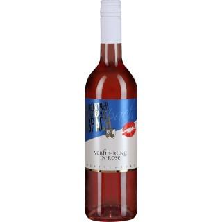 """2019 Cuvée Rosé """"Verführung in Rosé"""" lieblich - Weingärtnergenossenschaft Aspach"""