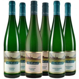 Bukettweine! Feinherb & Süßer-Paket - Weingut Felix Waldkirch