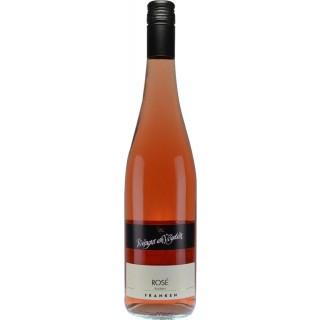 2017 Rosé Kabinett trocken - Weingut am Vögelein