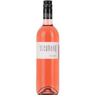 2018 MIRANDA Blaufränkisch Rosé trocken - Weingut StephanO