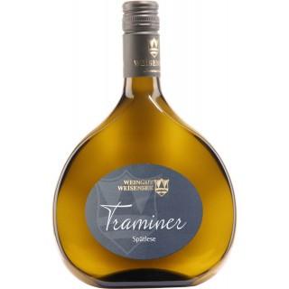 2019 Traminer Spätlese lieblich - Weingut Weisensee