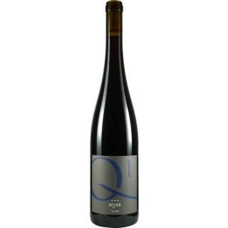 2015 Syrah QbA trocken BIO - Weingut Huster