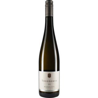 2016 Riesling vom Muschelkalk*** Lagenwein Siebeldinger Im Sonnenschein trocken Bio - Theodorus Wein- und Sektgut