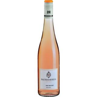 2018 Pinot Noir Rosé Landwein Rhein trocken - Weingut Balthasar Ress