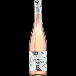 2019 Flora und Fauna Rosé trocken BIO - Weingut Eymann