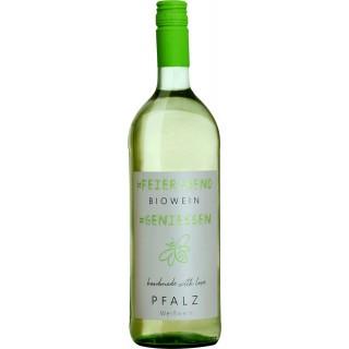 2018 Gutswein Feierabend Cuvée-Weiß feinherb 1L BIO - Weingut Neuspergerhof
