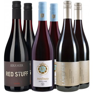 Rotwein Bestseller Paket