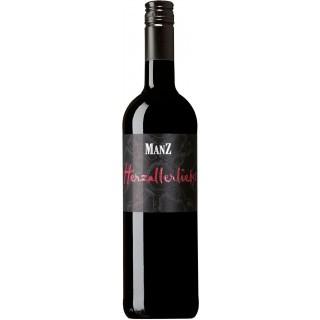 2018 Herzallerliebst feinherb - Weingut Manz