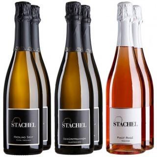 Stachels Sekt-Paket - Weingut Erich Stachel