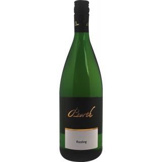 2018 Riesling halbtrocken 1,0 L - Weingut Borth