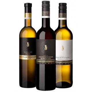 Weinpaket zu Käse - Felsengartenkellerei Besigheim eG