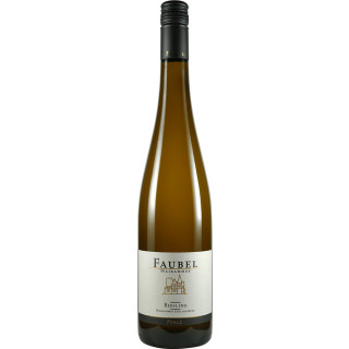 2018 Riesling RESERVE trocken - Weingut Faubel
