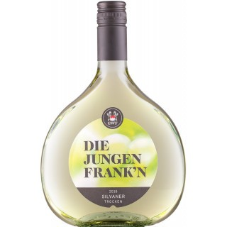 2019 Die Jungen Franken Silvaner (GWF) trocken - Winzergemeinschaft Franken eG