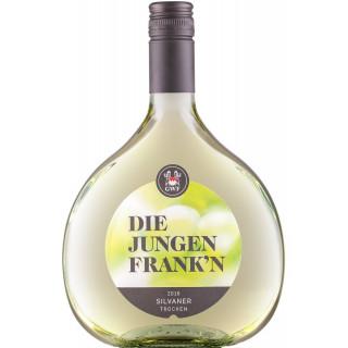 2019 Die Jungen Franken Silvaner QbA trocken - Winzergemeinschaft Franken eG (GWF)
