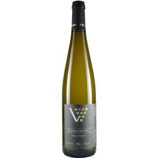 2019 Weißer Burgunder halbtrocken - Weingut Mathias Wittmann