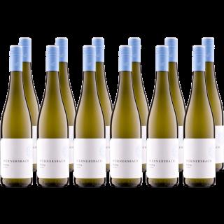 Wernersbach Riesling 8+4 Paket - Weingut Wernersbach