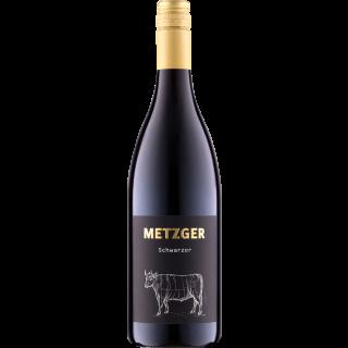 2017 Schwarzer Trocken (1,5 L) - Weingut Metzger