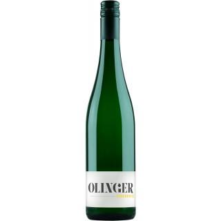 2019 Auxerrois Gelber Burgunder trocken - Olingerwein