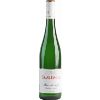 2019 Grans Fassian Mineralschiefer Riesling trocken - Weingut Grans-Fassian