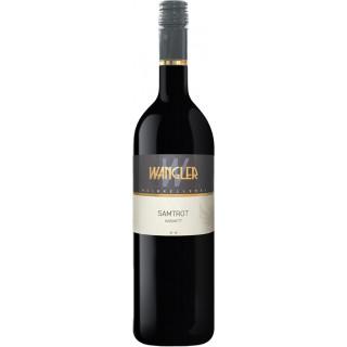 2020 Württemberger Samtrot Kabinett lieblich - Weinkellerei Wangler