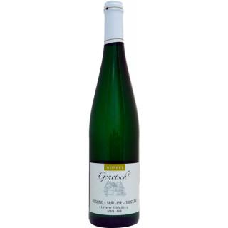 2016 Lieserer Schloßberg Riesling Spätlese trocken - Weingut Genetsch