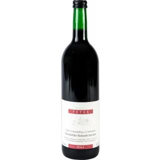 2017 Dornfelder Rotwein trocken - Weingut Peter