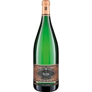2019 Wegeler Riesling Mosel VDP.Gutswein feinherb 1,0 L - Weingut Wegeler
