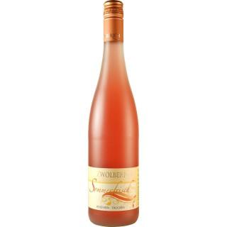 2018 Sommerfrisch rosé Qualitätswein Trocken BIO - Weingut im Zwölberich