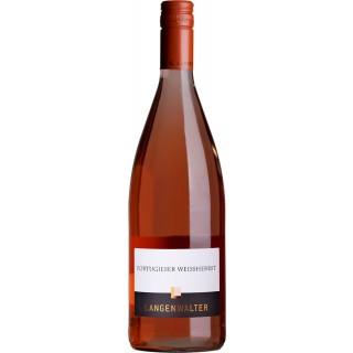 2018 Portugieser QbA Weißherbst 1L - Weingut Langenwalter