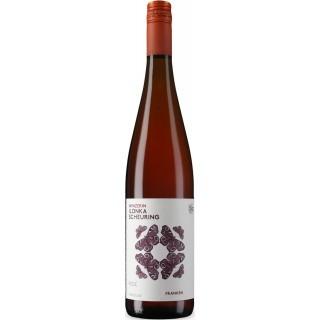 2018 Rosé Trinkfreu(n)de Basic - Weingut Scheuring