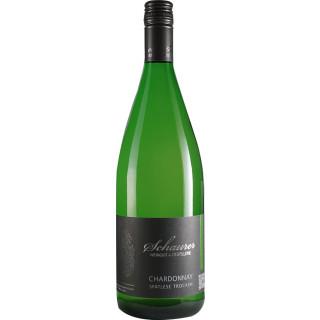 2018 Chardonnay Spätlese trocken 1L - Weingut Schaurer