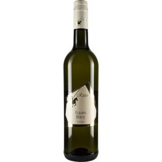 2018 Eques Blanc Qba - Weingut Ritter