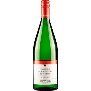 2019 Silvaner trocken 1,0 L - Staatliche Weinbaudomäne Oppenheim