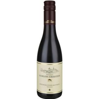 2016 Spätburgunder Rotwein 375 ml trocken * (1 Stern) - Weingut Schloss Eberstein
