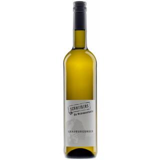 2018 Grauer Burgunder trocken - Weingut Weinmanufaktur Schneiders