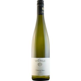 2015 Bockenheimer Grafenstück Cabernet Blanc Spätlese feinherb BIO - Weingut Wöhrle