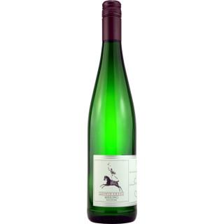 2017 Riesling feinherb - Weingut Goswin Kranz