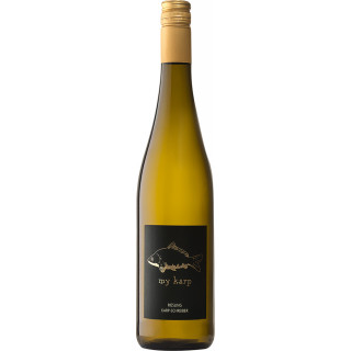 2020 my karp Riesling Qualitätswein Mosel feinherb - Weingut Karp-Schreiber