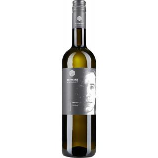 2019 WEISS Weißwein Cuvée trocken - Weingut Schwarz