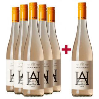 5+1 Zweigelt Blanc de Noir Paket - Weingut Armin Huber