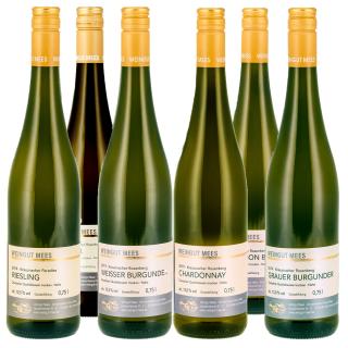 Probierpaket Spargelwein // Weingut Mees