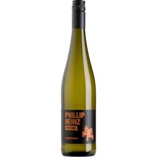 "2015 Chardonnay ""How I Roll"" trocken - Weingut Phillip Heinz"